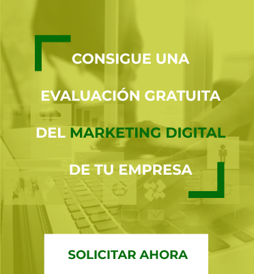 Solicita una evaluación de marketing